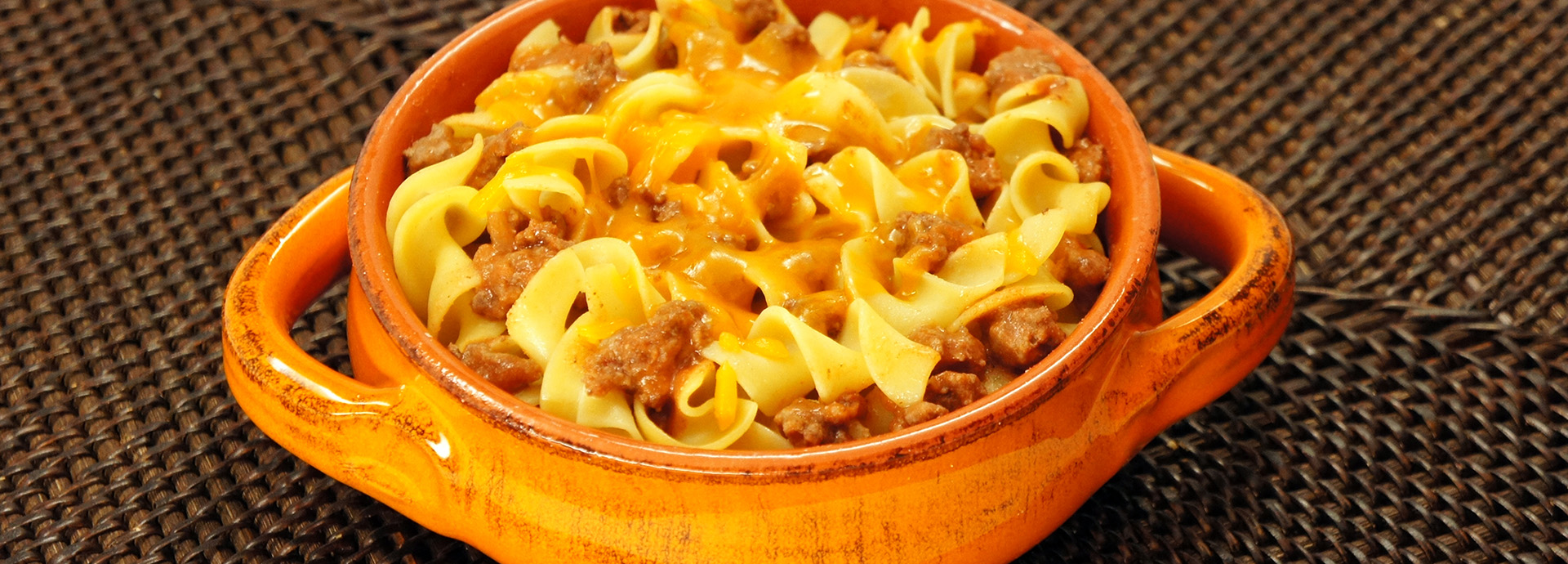 Light N Fluffy Beef And Egg Noodle Casserole