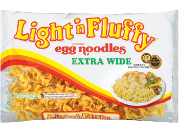 Light N' Fluffy - Extra Wide Egg Noodles